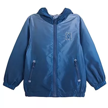 Blue Light-Weight Summer Jacket