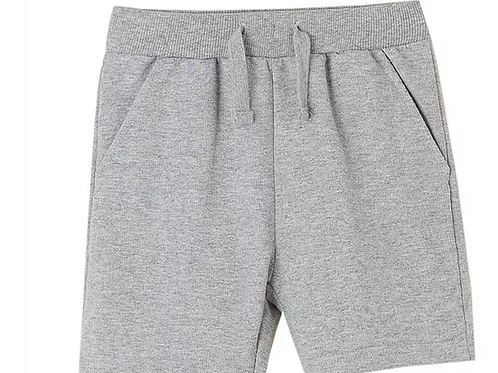 Grey Marl Sport Shorts