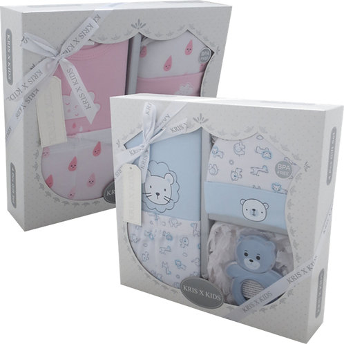 """Bears"" Four Piece Gift Sets"