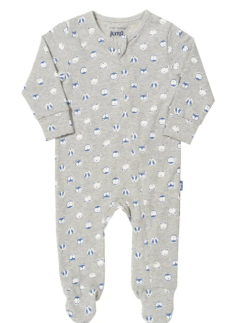 Forest Friends Sleepsuit