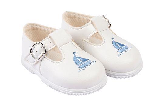 White Yacht Shoes