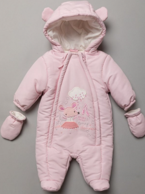 Mouse Snowsuit
