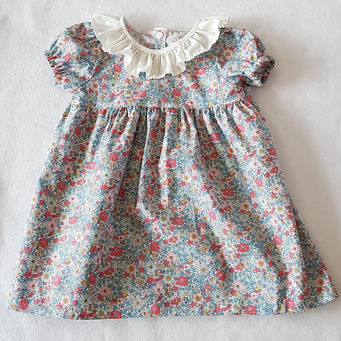 Liberty Penelope Frill Dress