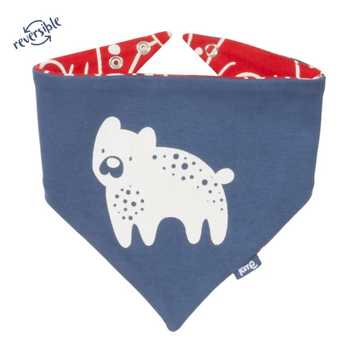 Snow Bear Bib