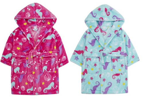 Sea Horse Dressing Gowns