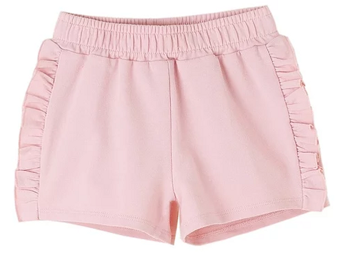 Pink Frilly shorts