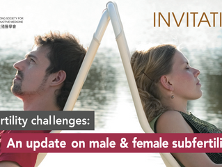 Fertility challenges: An update on male &female subfertility
