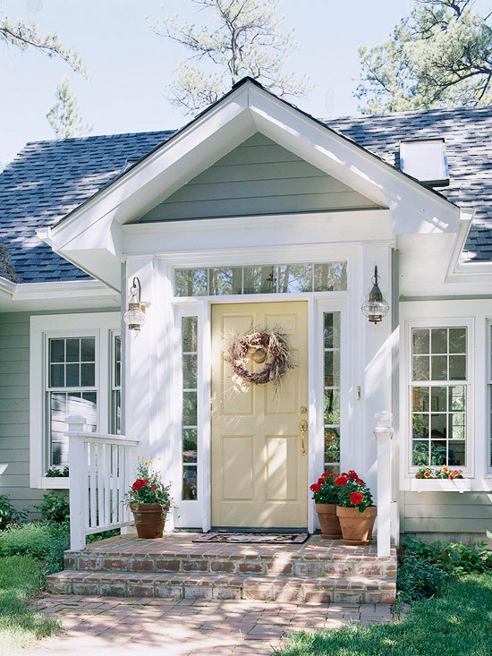 Wow with your entryway