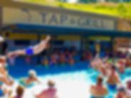 #PoolPartiesOnTap