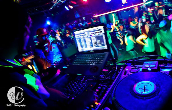 DJ Nick Niemeier Bar