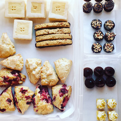 assorted treats