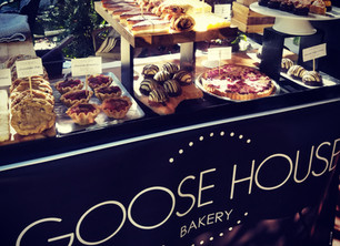 Goose House at the Winter Market