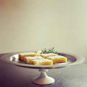 specialty desserts