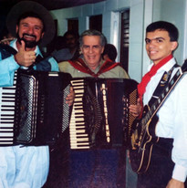 Bastidores TV Cultura - Gaucho Sulino e Robertinho do Acordeon