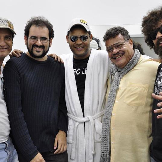 Bene Vieira - Guilherme Lemos - Jean Walker - Charles Maia - Bastidores Programa Tudo é Possível - TV Record