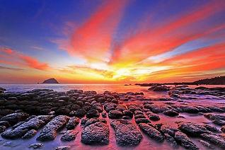 200330_全球最美日出景點「和平島阿拉寶灣」秘境重啟!3處絕景體驗「在基隆看海的日子」