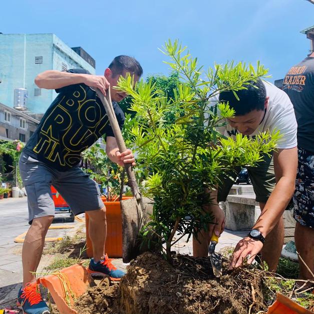 島工團隊-改造社區綠美化/社區職人講座