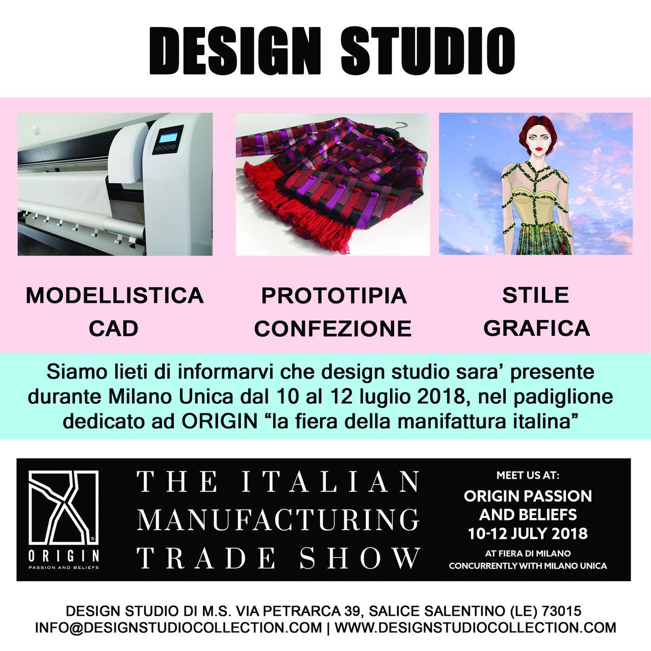 DESIGN STUDIO ORIGIN