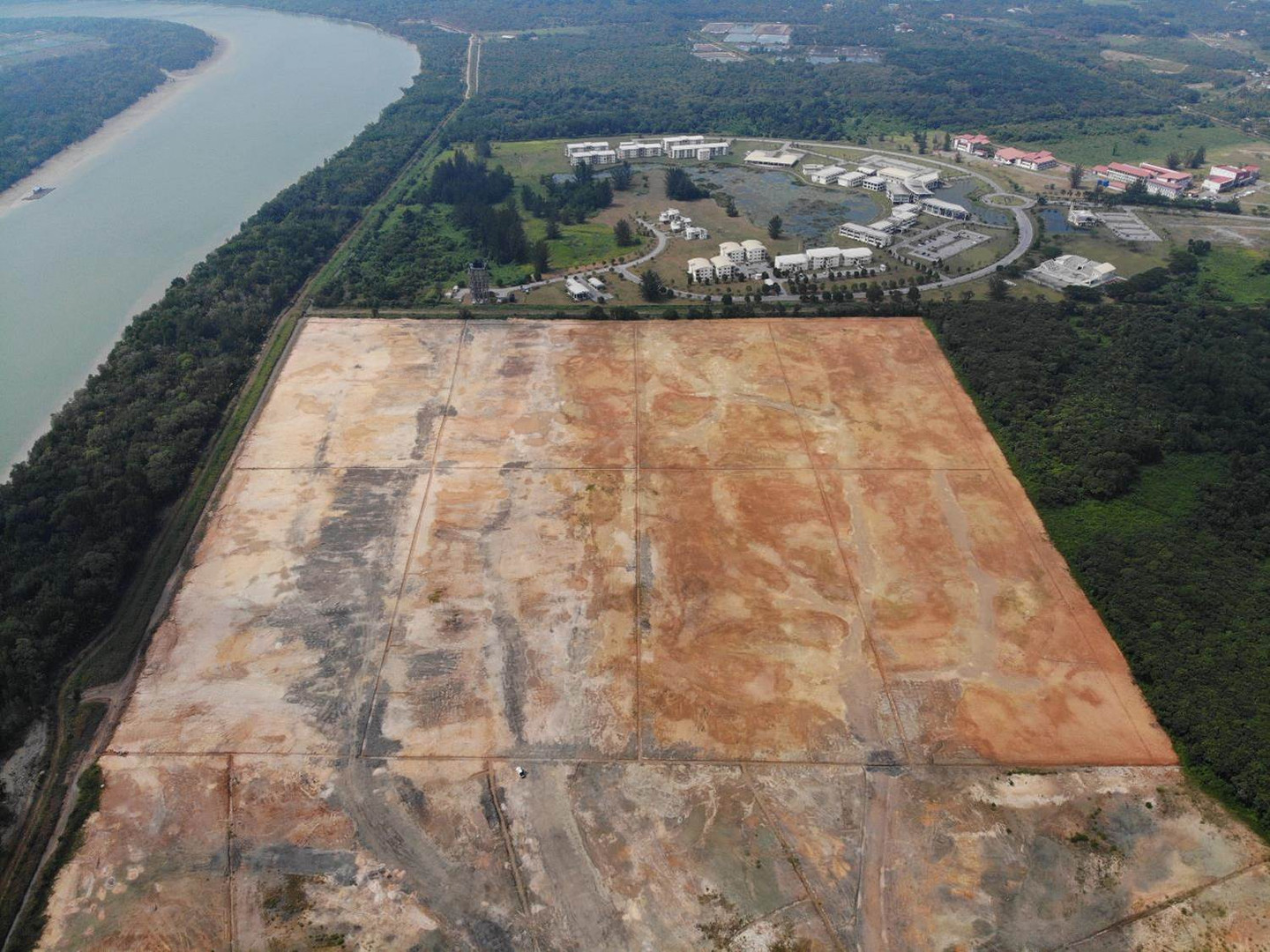 Site Clearing and Earthfilling Works for Sungai Bedaun (Phase 2), Kuching
