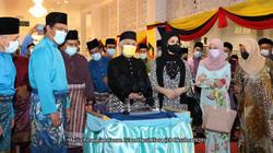 019 Majlis Perasmian Taman Islam Darul H
