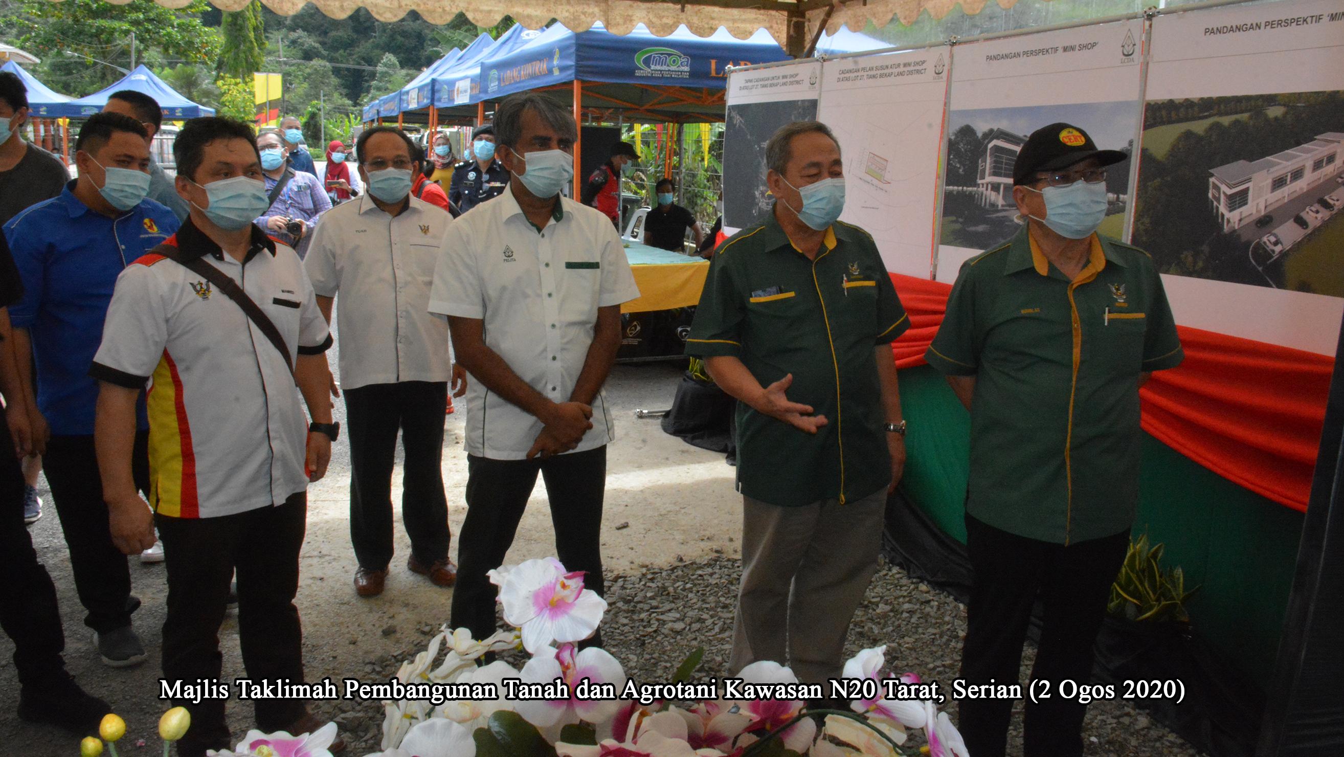 011 Majlis Taklimah Pembangunan Tanah da