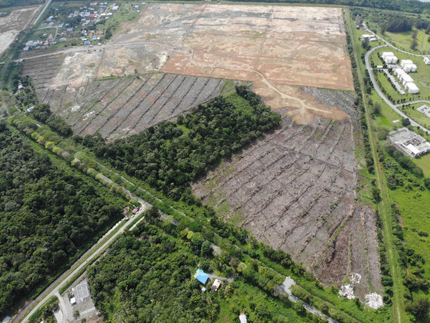 Site Clearing and Earthfilling Works for Sungai Bedaun (Phase 3), Kuching