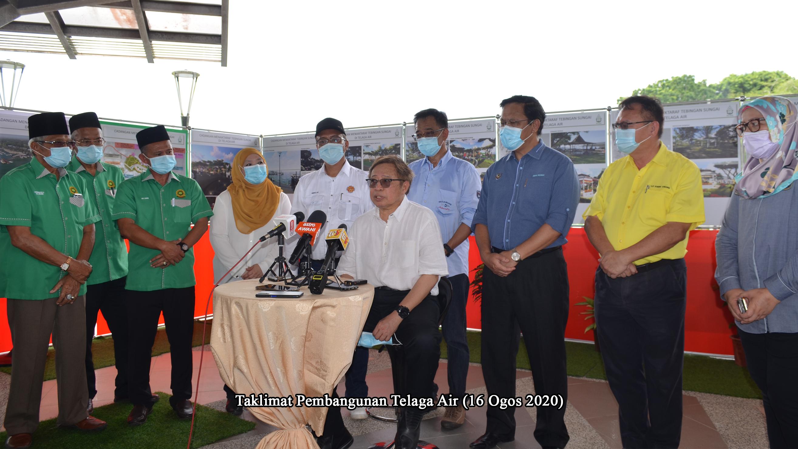 012 Taklimat Pembangunan Telaga Air oleh