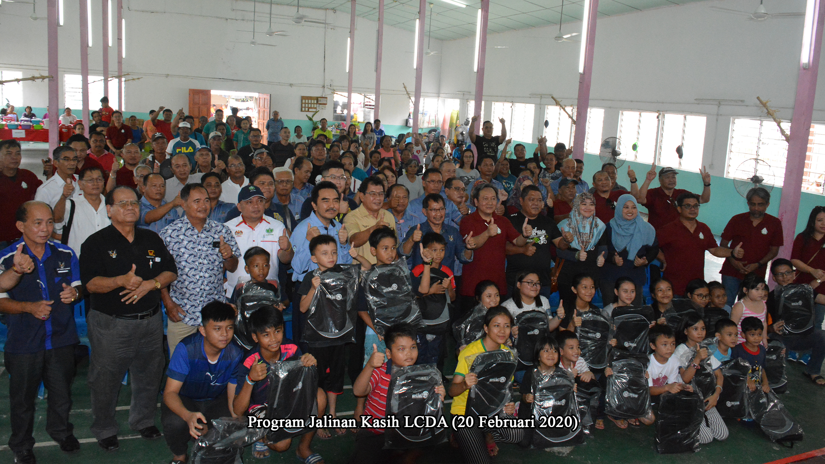 005 Program Jalinan Kasih LCDA