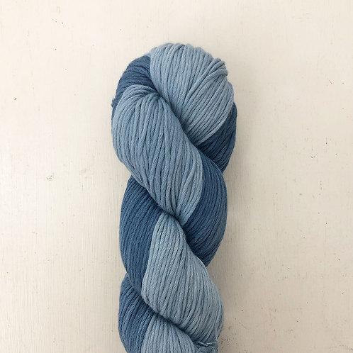 DK Organic Cotton Yarn - Ombré Denim