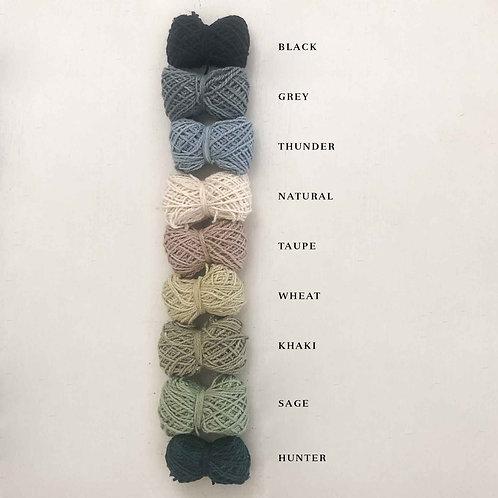 MOYA DK Minis - Hand Dyed DK 10g (Neutrals)