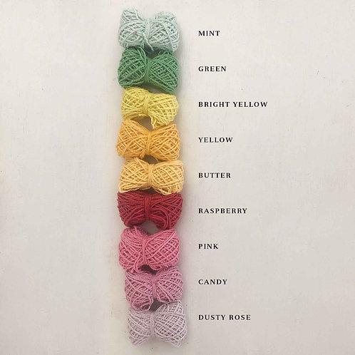 MOYA DK Minis - Hand Dyed DK 10g (Summer)