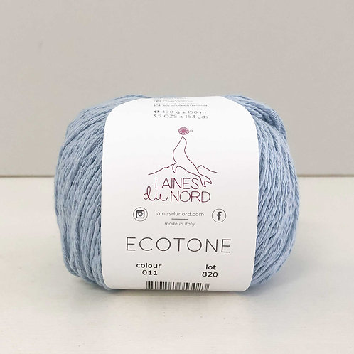 Ecotone - Recycled Cotton Yarn (Sky)