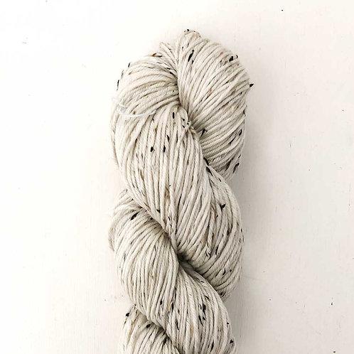 Ready To Dye Speckled Yarn