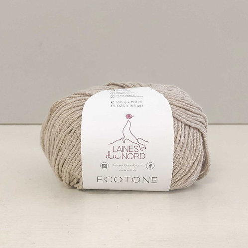 Ecotone - Recycled Cotton Yarn (Biscuit)
