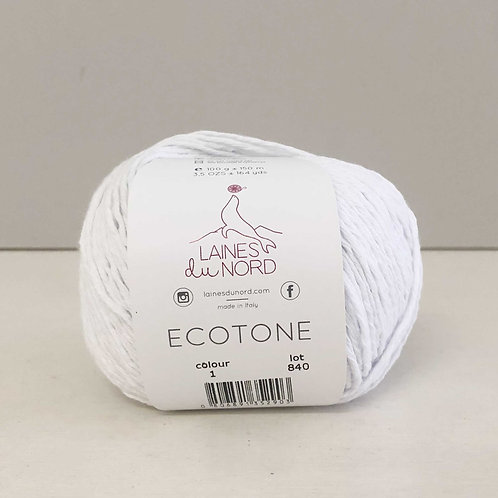 Ecotone - Recycled Cotton Yarn (White)