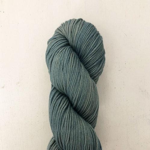 DK Organic Cotton Yarn - Turkish Teal