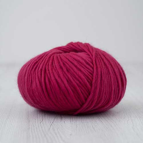 DHG Piuma Yarn (Extra Fine Merino Wool) - Raspberry