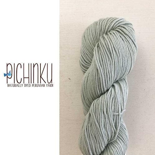 Pichinku Chunka Organic Cotton Yarn - Huacatay Mint
