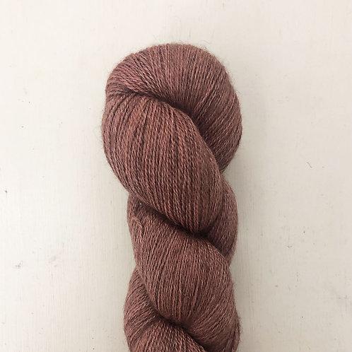 Yak Blend Lace Yarn – Rosé Mauve