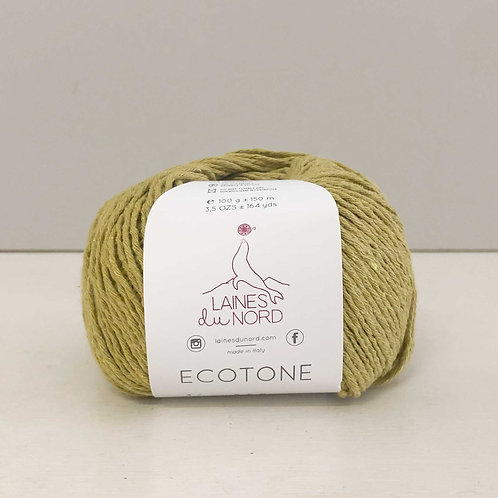 Ecotone - Recycled Cotton Yarn (Olive)
