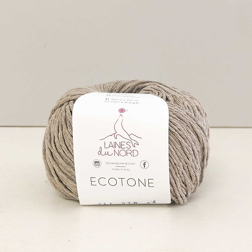 Ecotone - Recycled Cotton Yarn (Taupe)