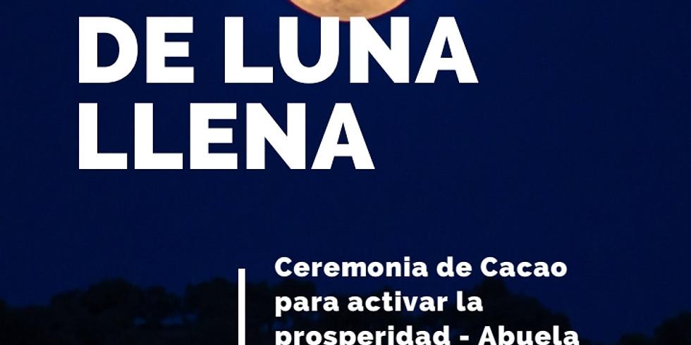 XIX Festival Ancestral de la Luna Llena