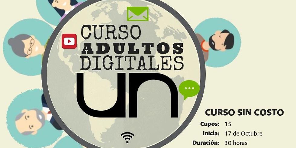 Curso Adultos Digitales UN