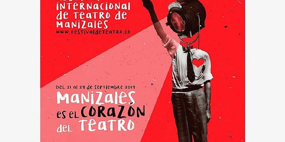 51° Festival Internacional de Teatro de Manizales