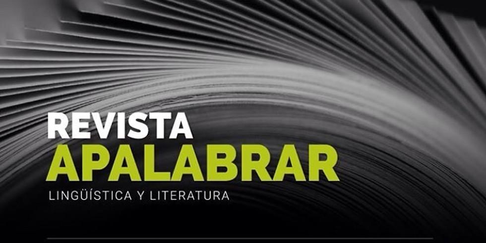 Convocatoria Revista Apalabrar