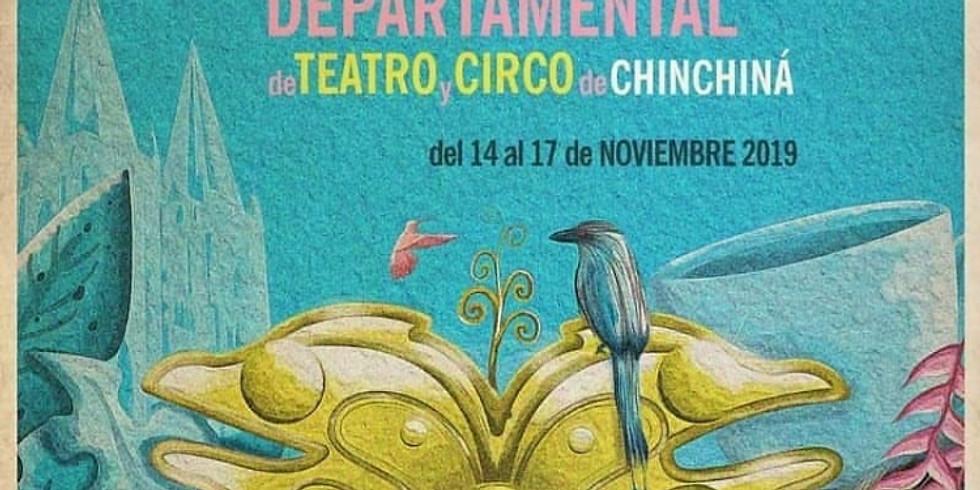23° Festival Departamental de Circo de Chinchiná