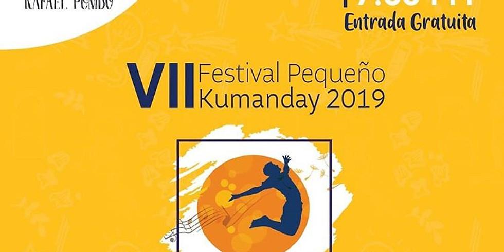 VII Festival Pequeño Kumanday 2019