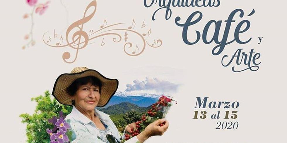 7° Festival Orquídeas, Café y Arte