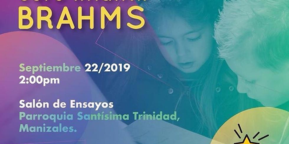 Audiciones Coro Infantil BRAHMS