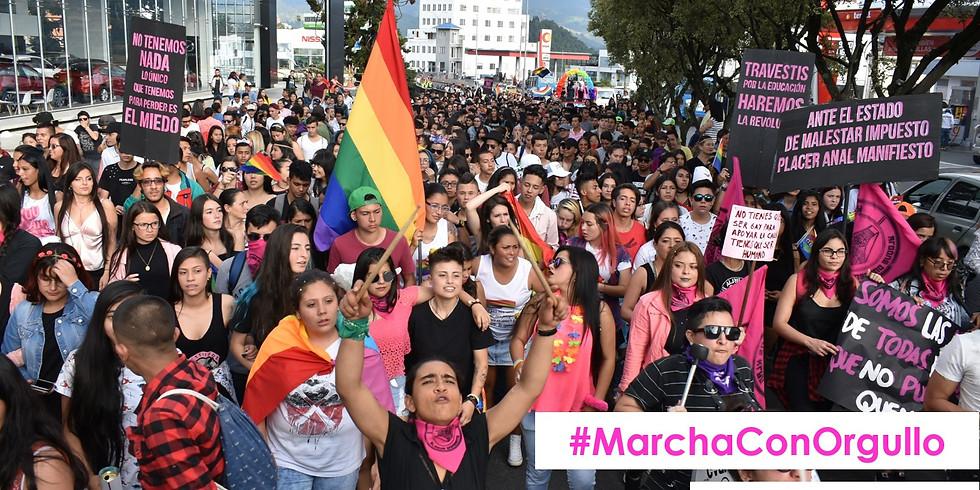 #MarchaConOrgullo